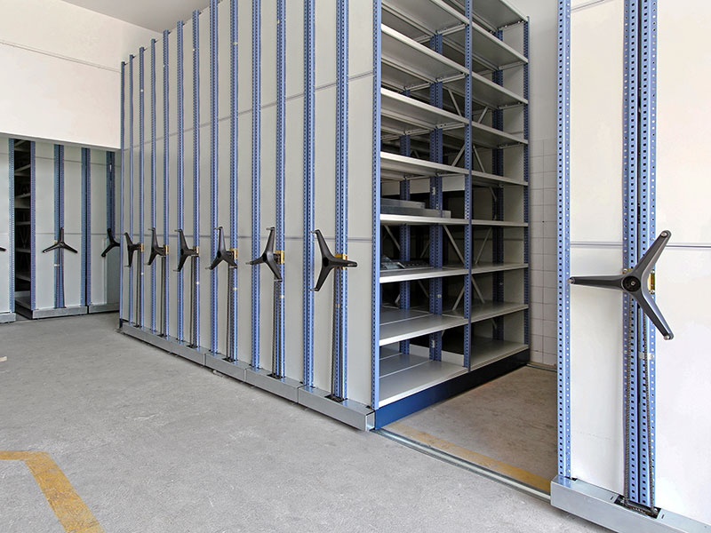 High Density Storage for Healthcare